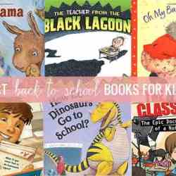 Best Back-To-School Books for Kids