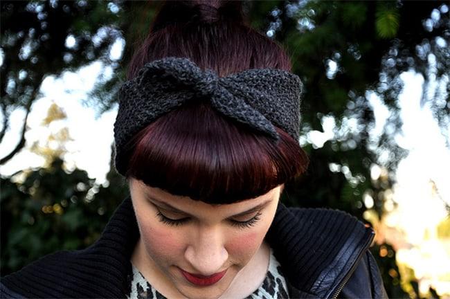 Knitted Headband | Hello Glow