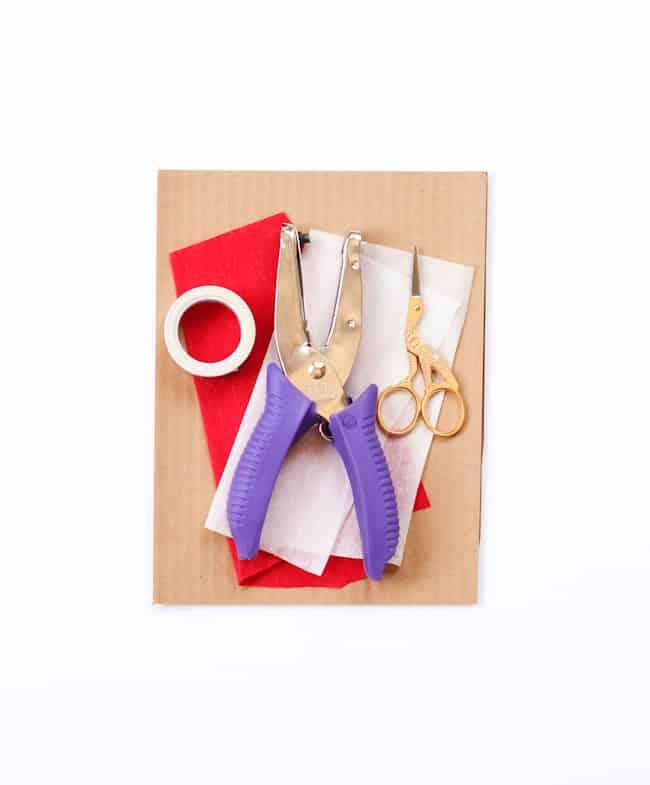 Diy Calendar Supplies : Diy stocking garland advent calendar hello glow