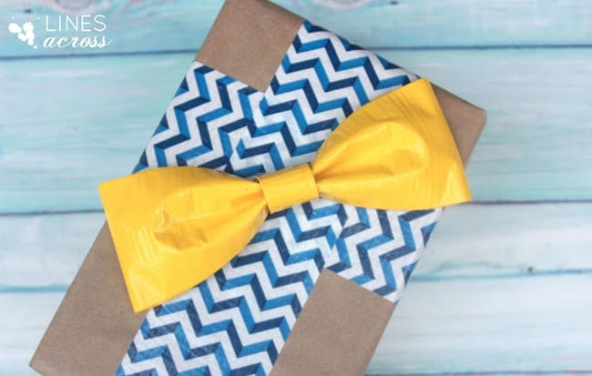 Duct Tape Ribbons & Bows | 25 Ways to Tie a Bow | HelloGlow.co
