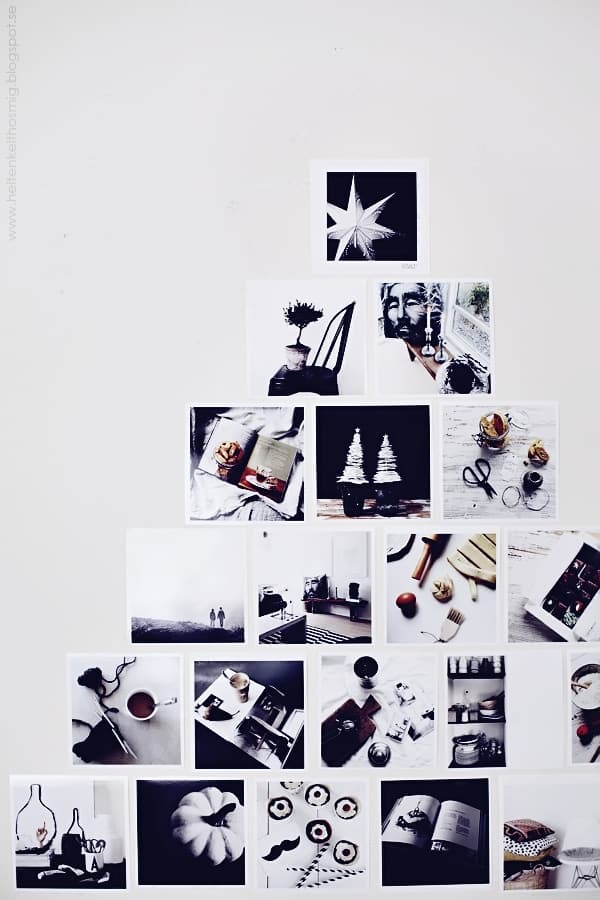 Make a Picture Tree