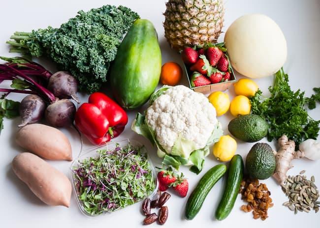FarmBox Direct Fresh Produce Giveaway | HelloGlow.co