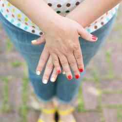 2 Polka Dot Nail Ideas for Summer