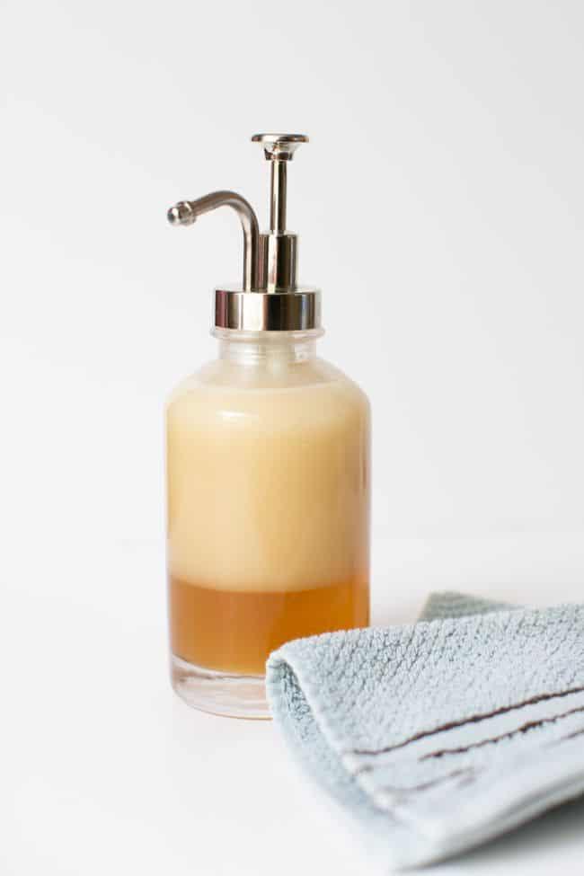 Honey Homemade Body Wash | HelloGlow.co