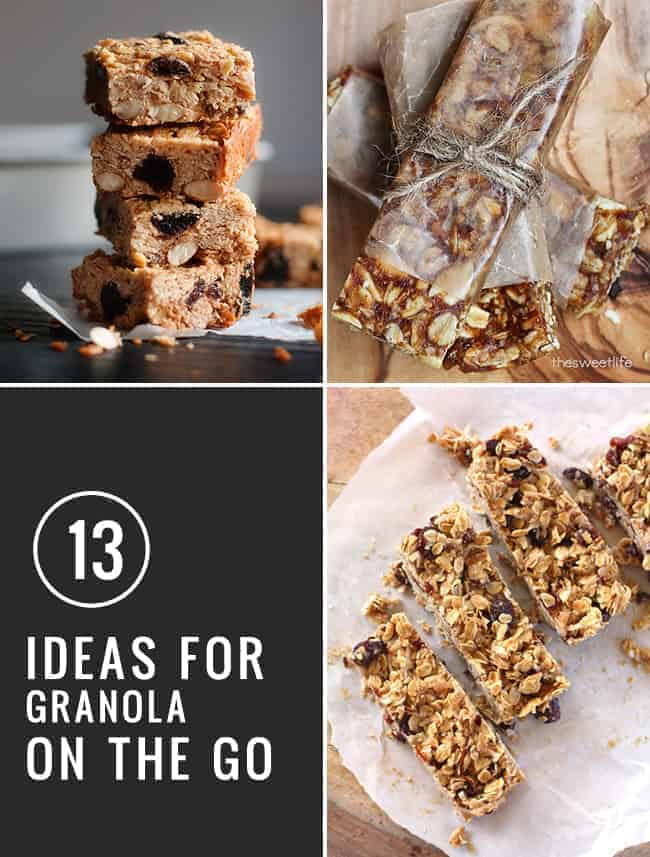 13 Granola Recipes | HelloGlow.co