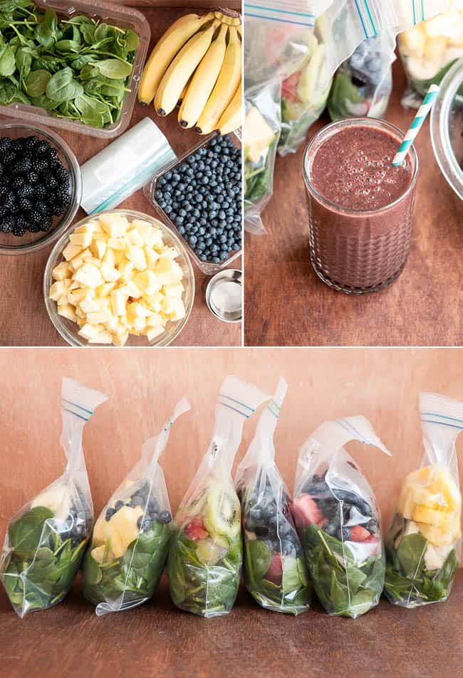 Fresh And Co Smoothies