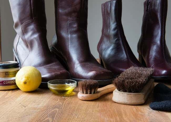 How to Polish Boots and Remove Scuffs | HelloGlow.co