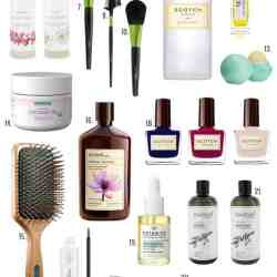 30 Great Gifts for Natural Beauty Lovers