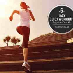 6 Easy Detox Workouts Anyone Can Do