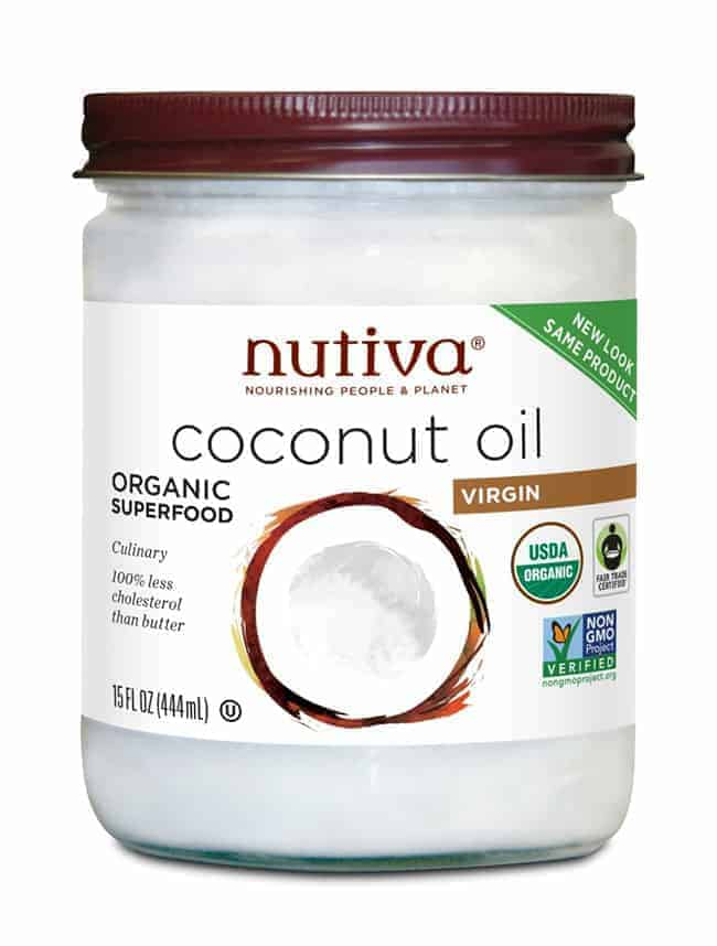 Nutiva Coconut Oil Giveaway   HelloGlow.co