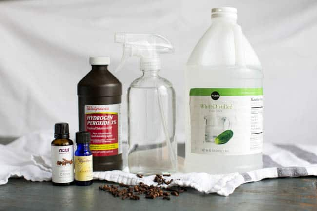 5 Diy Countertop Cleaner Recipes Hello Glow