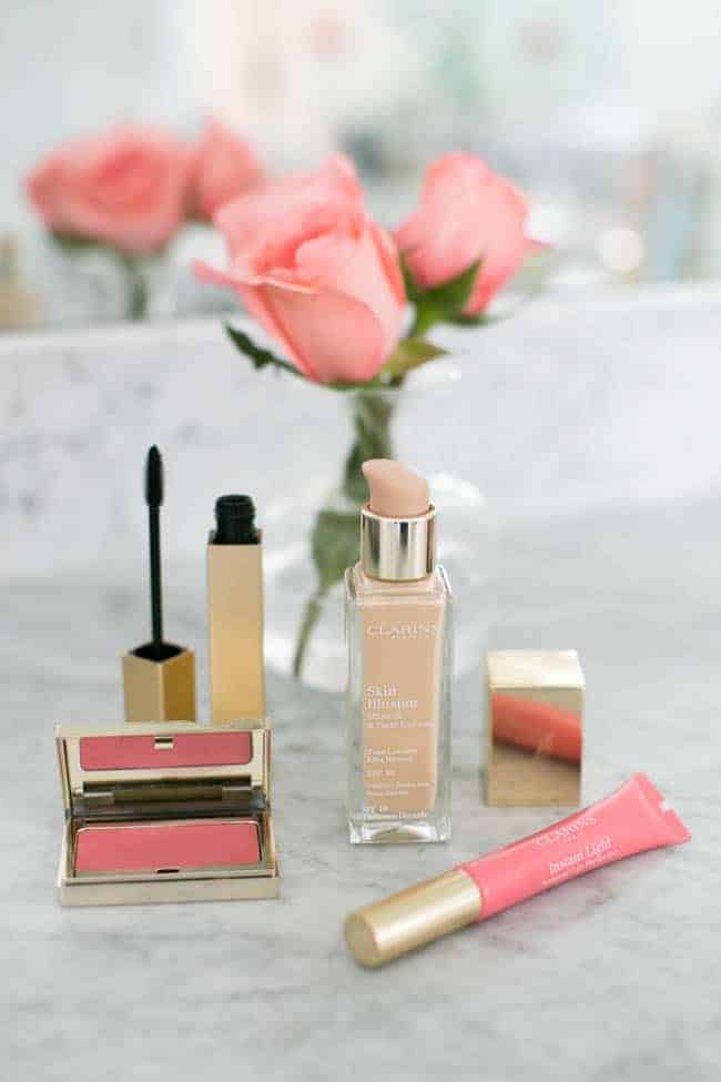 5-Minute Make-up Routine with Clarins