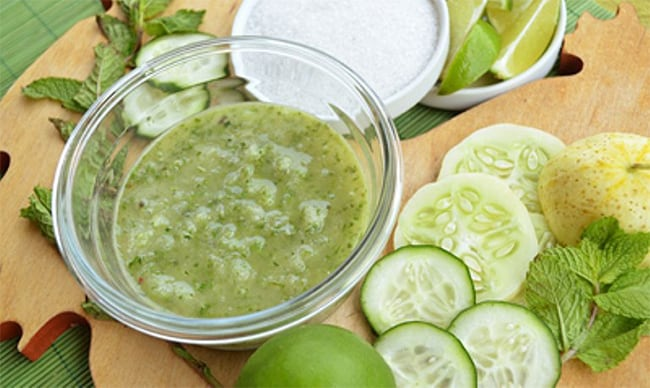 Cucumber Foot Mask | 15 Ways to Harness Cucumber Benefits for Your Skin