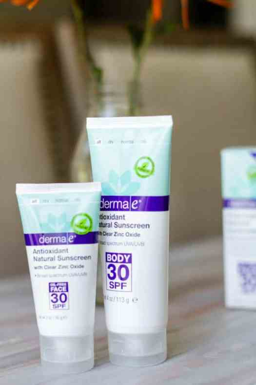 derma|e Oil Free Skin Care Giveaway