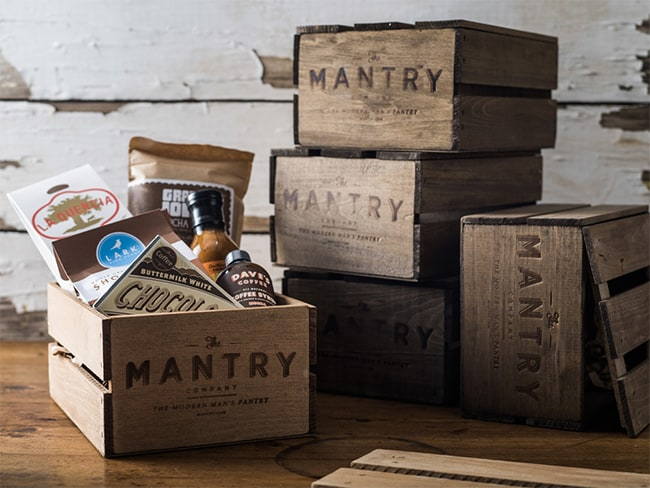 Mantry's Bourbon BBQ Father's Day Crate Giveaway