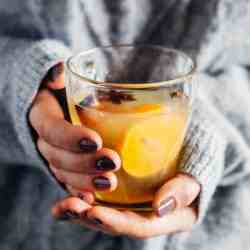 Make Your Own Mulled Apple + Tangerine Cider