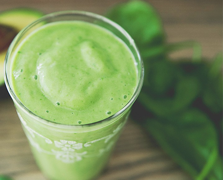 Green Beauty Smoothie Recipe