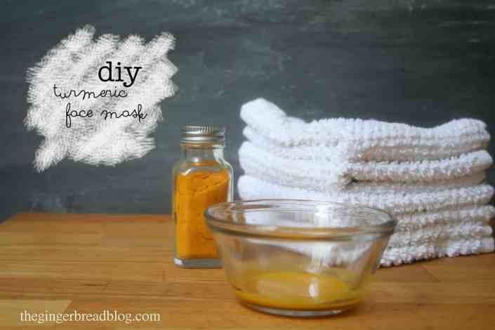 Reduce skin redness turmeric mask | 11 Turmeric Beauty Recipes