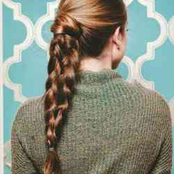 Reinvent Your Ponytail With a Chic Double Braid
