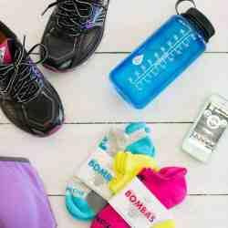 My Running Essentials + 5 Pre-Run Dynamic Stretches