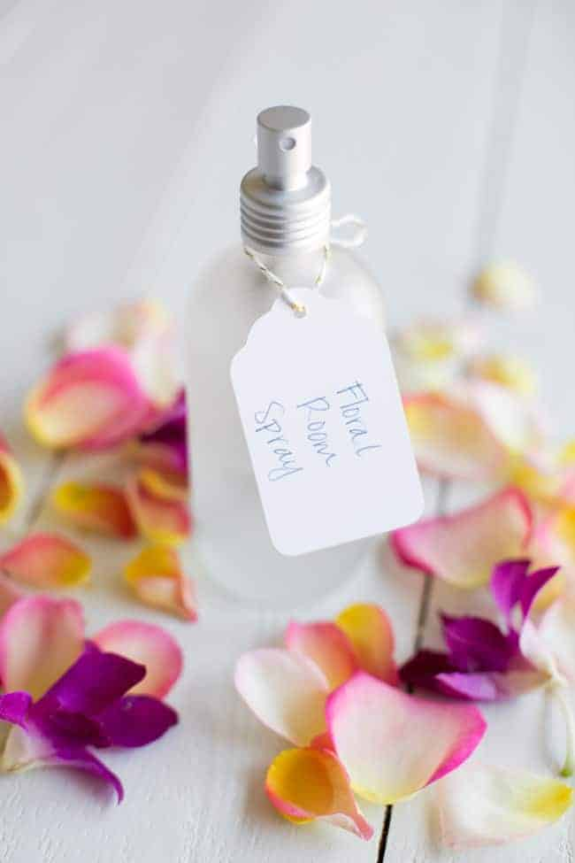 Floral Room Spray | 4 Essential Oil Air Fresheners