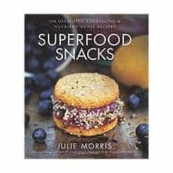 Superfood Snacks by Julie Morris