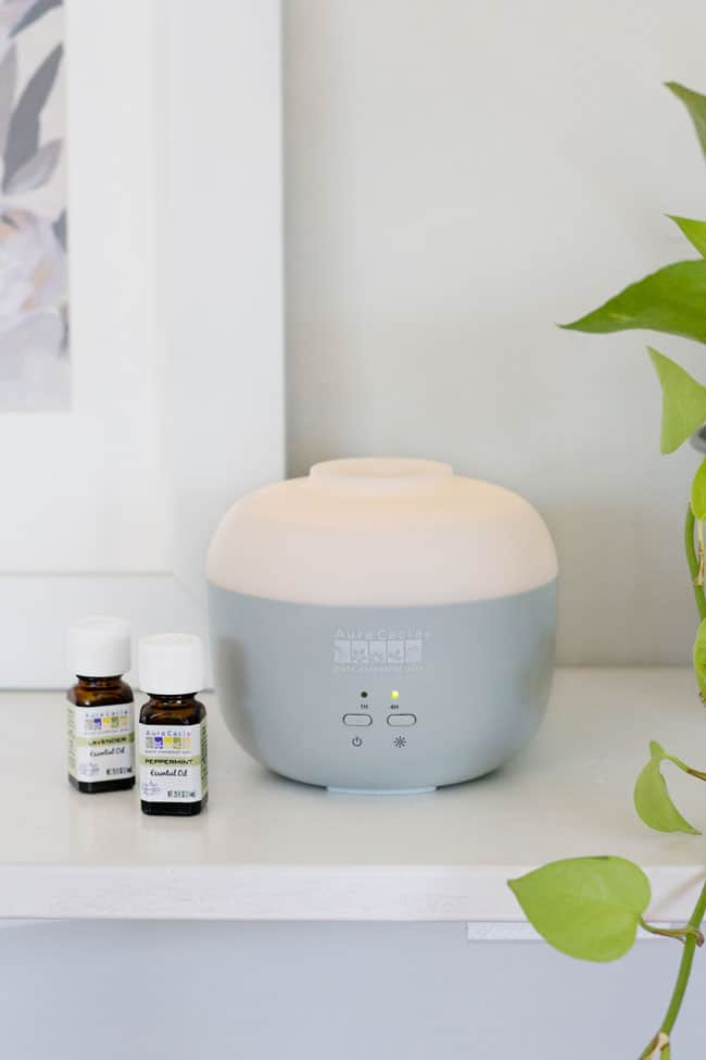5 Essential Oil Blends To Diffuse All Day Long