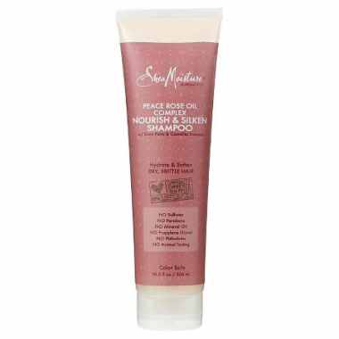 SheaMoisture Nourish & Silken Shampoo