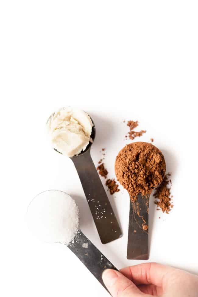 DIY Gift: Hot Cocoa Body Butter and Scrub