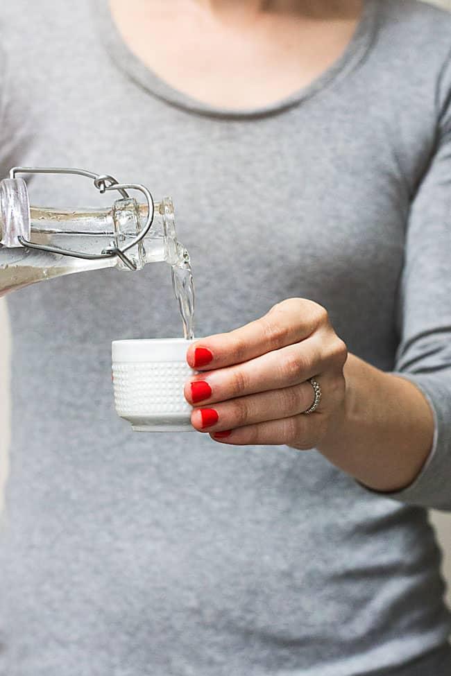 Essential Oil Mouthwash Recipe