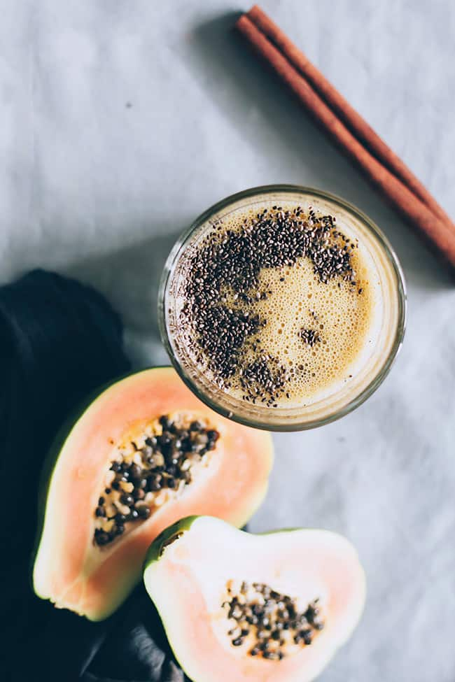 3 Anti-Aging Breakfasts You Can Make in Minutes - Sunrise Smoothie