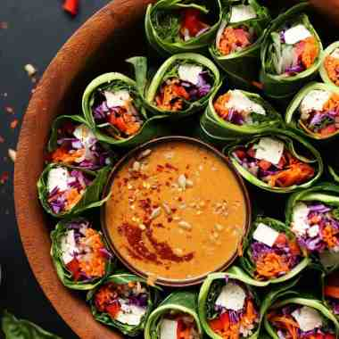 5 Gorgeous, Colorful, Delectable Spring Roll Recipes