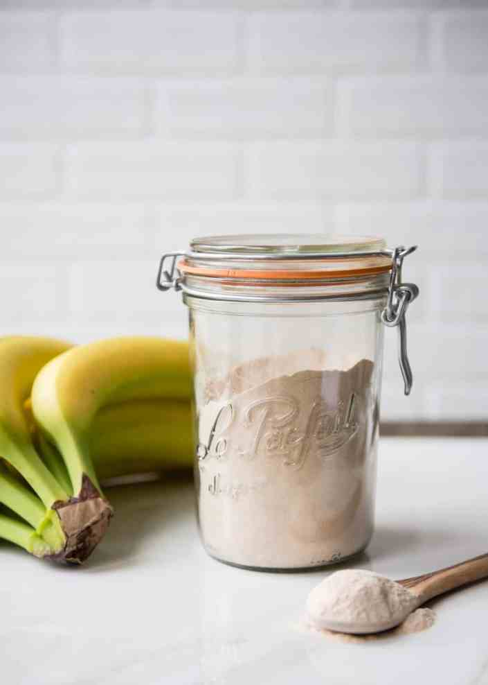 (Resistant Starch) Green Banana Grain-Free Flour