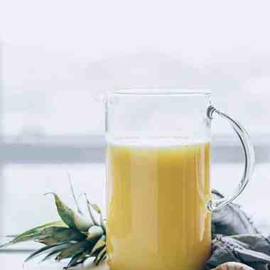 Make This Probiotic Gingered Tepache For a Healthy Gut