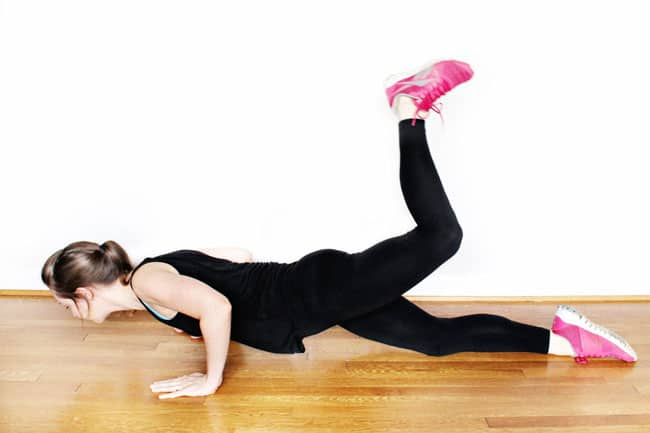 6 Simple Moves to Get You in Shape for Summer