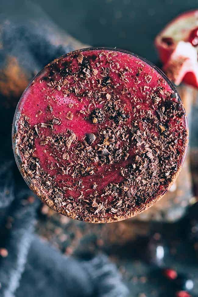 Antioxidant Pomegranate Power Elixir