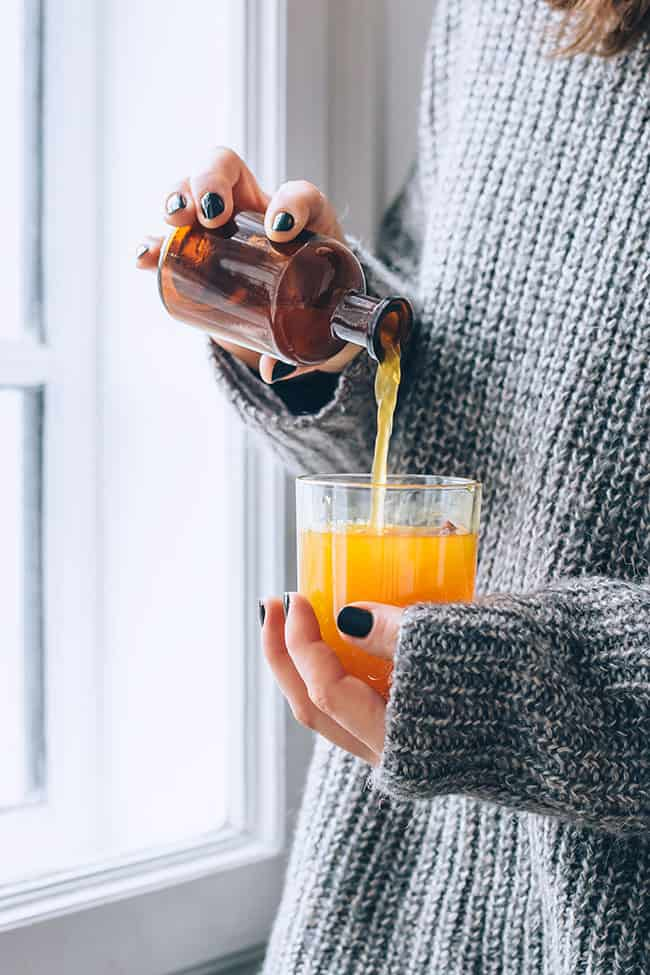 This Turmeric Hot Toddy Is the Healing Drink You Need For Winter
