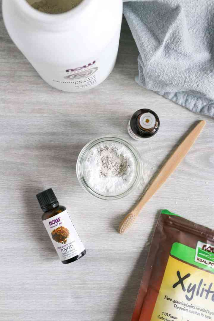 Whiten Your Teeth Naturally With This DIY Brightening Powder