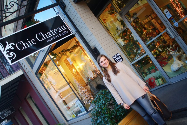 Christmas Gift Ideas From Chic Chateau