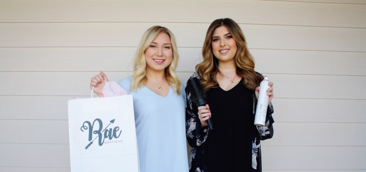 Bellamy Beauty Lounge And Rae Boutique- Glam For The Girl On The Go