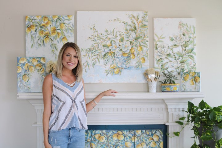 Casey Johnson- New Orleans Artist- Water to Bloom