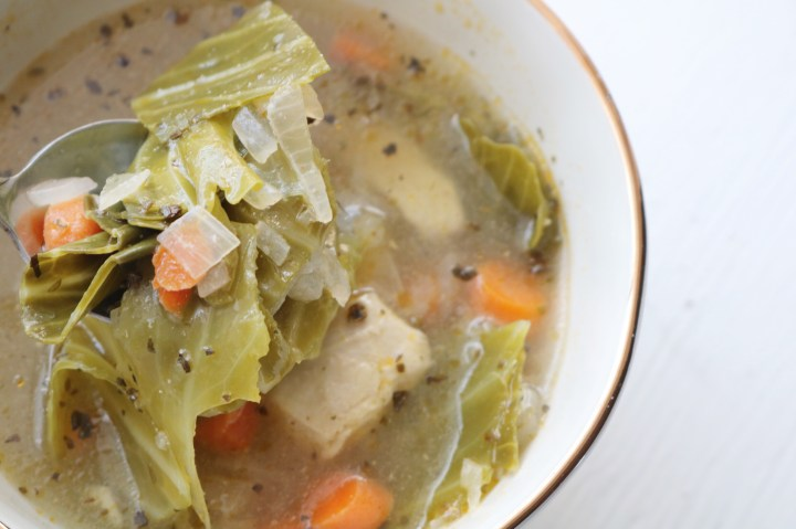 Whole 30 Approved Vegetable Soup