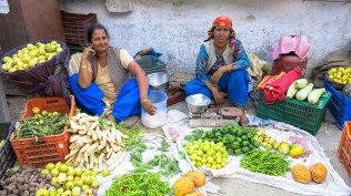 Street Life Rampur PC: Liz Horn