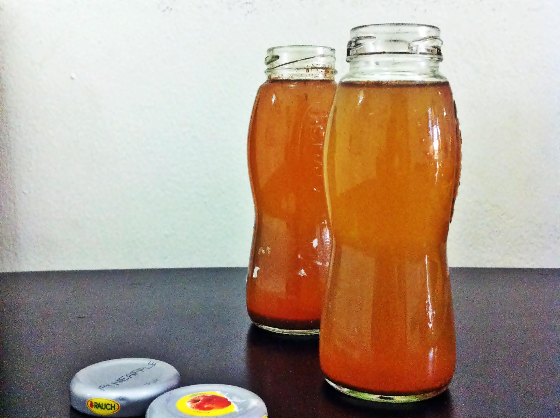 Turmeric + Cinnamon Tea