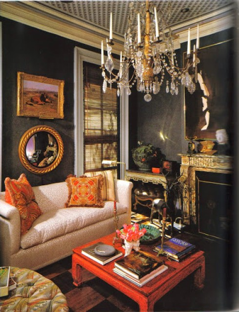 J. Crawford Rooms Revamped Interior Design