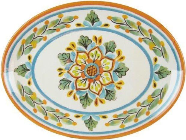 Le Cadeaux Melamine platter
