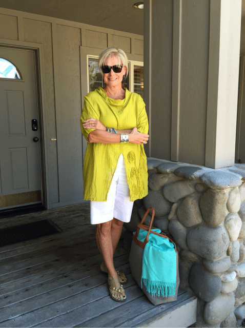 Fashion over 50: Flying in Style to Europe- Hello I'm 50ish