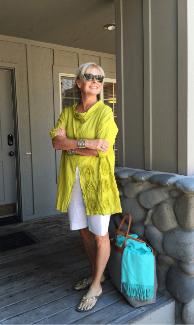 Fashion over 50: Flying in Style to Europe in comfort and style!