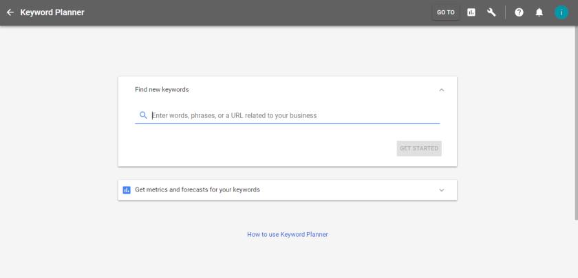 tutorial riset google keyword planner