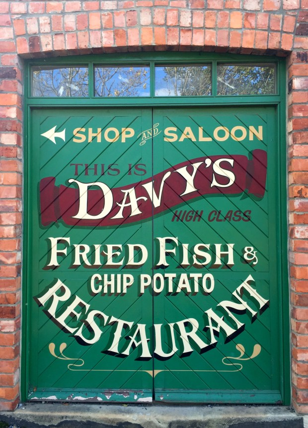 Beamish - Davy's Fish & Chips